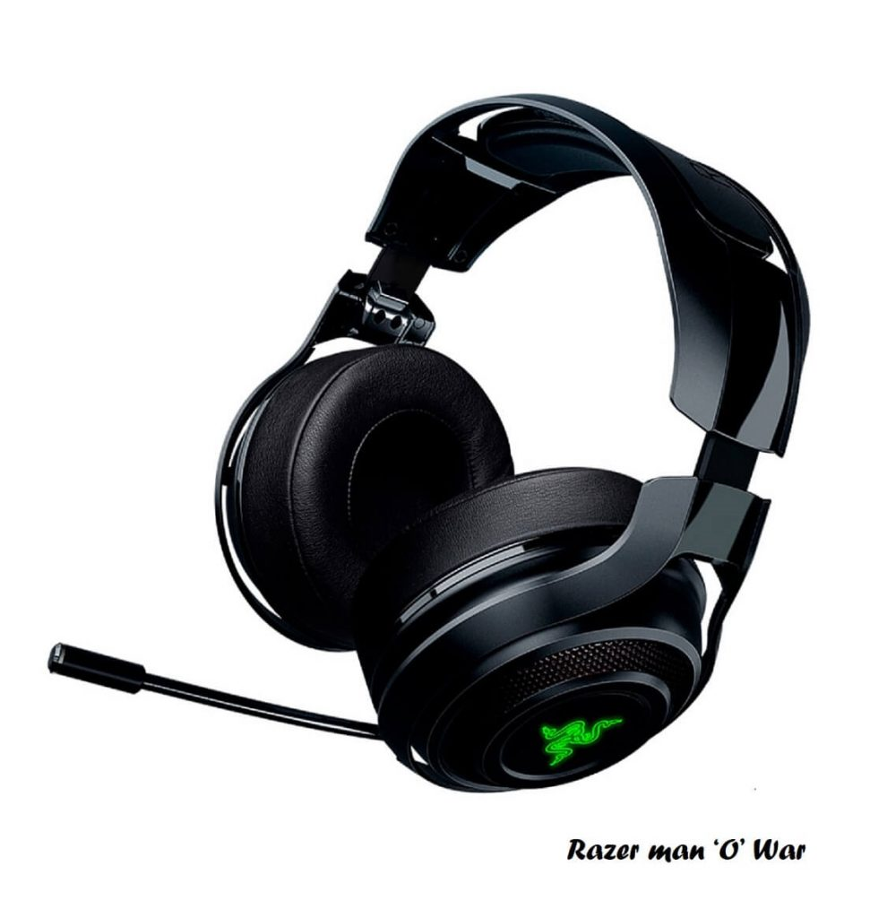 Razer man 'O' War